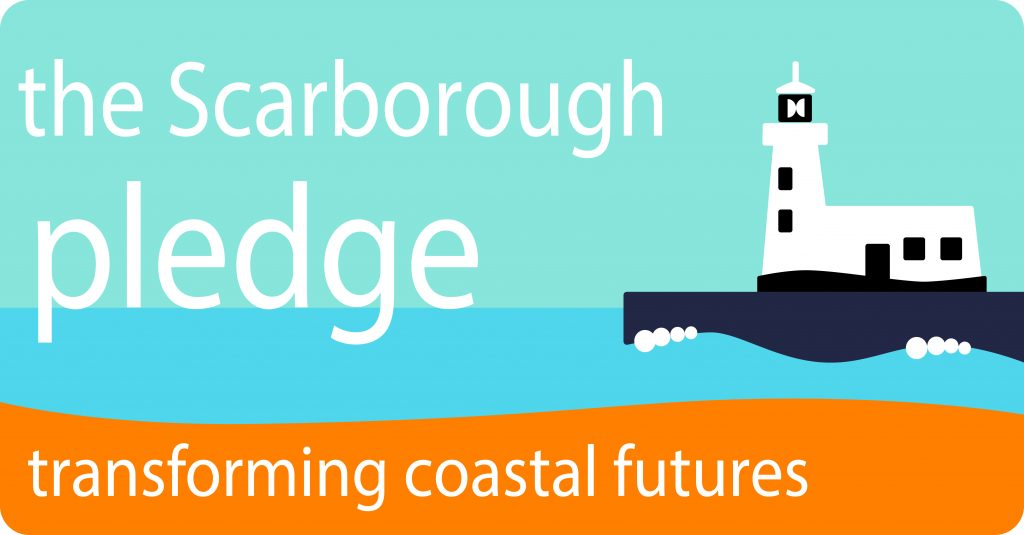 Scarborough Pledge logo